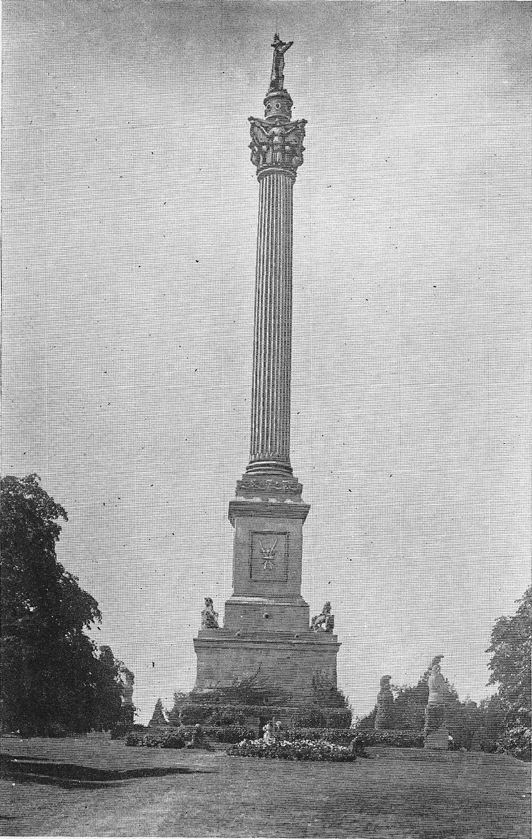 [Brock's Monument, Queenston Heights]