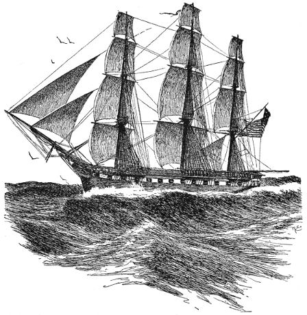 "[The Frigate ""Constitution""]"